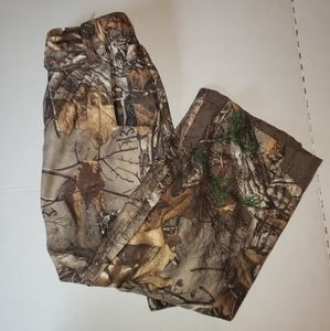 Realtree Boys Camo Pants